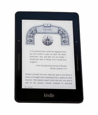 Amazon Kindle Voyage (7th Generation) 4GB, Wi-Fi + 3G (Unlocked), 6in - Black