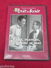 DVD Papa, Maman, la Bonne et Moi / Louis De FUNES - R. LAMOUREUX / comme neuf