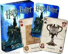 Harry Potter House Symbols Playing Cards Poker Deck New Sealed Mint