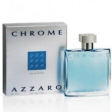 Perfume by Azzaro Chrome EDT 100 ml For Men