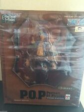 Portrait Of Pirates One Piece Strong Edition Portgas D. Ace 1:8 Figure Megahouse