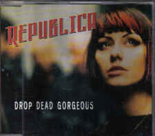 Republica-Drop Dead Gorgeous cd maxi single