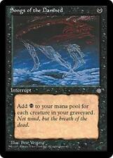 SONGS OF THE DAMNED Ice Age MTG Black Instant Com