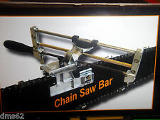 NEW CHAINSAW CLAMP ON CHAIN SHARPENER FITS STIHL