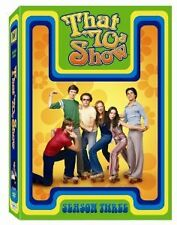 Brand New DVD That '70s Show: Season Three Topher Grace Laura Prepon Mila Kunis