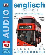 VISUELLES WÖRTERBUCH Englisch - Deutsch lernen Bildwörterbuch + Audio-App