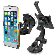 "360° Windscreen Car Holder Cradle Car Mount Stand for iPhone 6 Plus 5.5""  /F4"