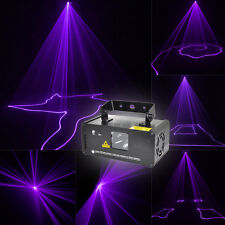 Laser Projector Stage Light LED DMX 512 Lighting Xmas Party DJ Disco KTV Show