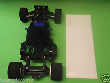 TAMIYA Group C Chassis bottom protector CLEAR TRANSPARENT c11 300zx XRJ