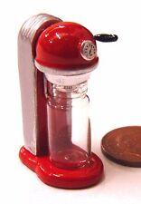 1:12 Scala Casa delle Bambole Accessorio da cucina in miniatura Cafe rosso Soda Distributore