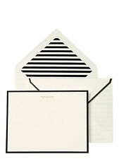 KATE SPADE - Card Set - Talk is Chic - 10 Cards and Envelopes