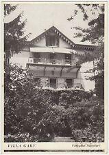 VENEGONO SUPERIORE - VILLA GABY (VARESE) 1958