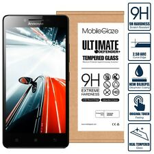 Ultimate Defender+ Tempered Glass Screen Protector for Lenovo A6000 / Plus
