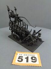 Warhammer Vampire Counts Corpse Cart 519