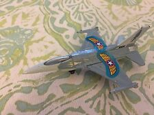 Matchbox Skybusters SB-24 F-16A Alcon Night Plane Diecast