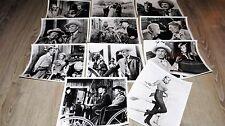 Randolph Scott LE COURRIER DE L'OR  photos presse argentique cinema western 1958