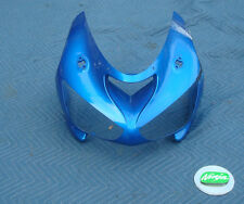 2005 636 zx636 front upper fairing plastic bodywork (damage) 06 zx6r