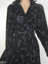 LAURA ASHLEY VINTAGE VICTORIAN/EDWARDIAN FRILLED HIGH RUFFLE NECK CORD DRESS, 12