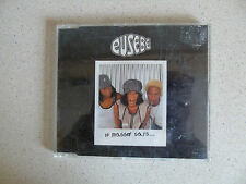 Eusebe If Masser Says CD Single