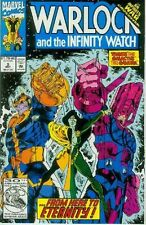 Warlock and the Infinity Watch # 9 (Infinity War crossover) (USA, 1992)