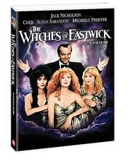 The Witches Of Eastwick (1987, Jack Nicholson) DVD NEW