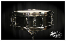 "Mapex Black Panther 14""x5"" Black Widow Snare Drum (video demo)"