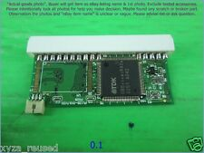 PQI 32MB Industrial Disk On Module 44PIN IDE as photo, w/ DOS 7, sn:bare 1.