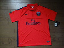 PSG Paris Saint Germain 100% Original Jersey Shirt XL 2014/15 Away BNWT