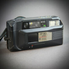 Working & Clean battery compartment Ricoh FF 90 Auto Focus Sold AS IS