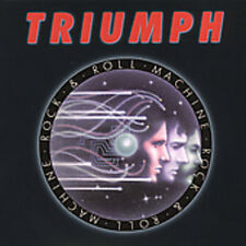 Rock N Roll Machine - Triumph (2005, CD NEUF)