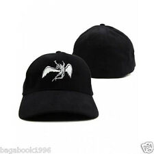 Led Zeppelin Main Logo One-Size Fits Most Baseball Cap / Hat CAP27