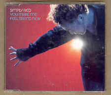 Simply Red - You Make Me Feel Rare UK 1Tr CDS
