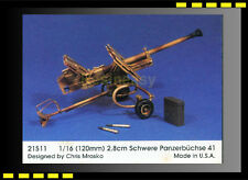 Resin Model Kit 1/16 (120mm) KIRIN 2.8cm Schwere Panzerbuchse 41( OOP) - K21511
