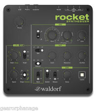 Waldorf Rocket Desktop Synth Module Monophonic Synthesizer *MINT DEMO*
