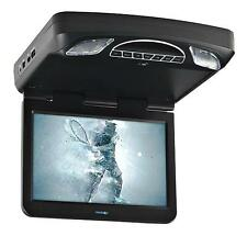 "Audiovox MTG13UHD 13.3"" HD Digital Overhead Flip Down Car Monitor w/ DVD Player"