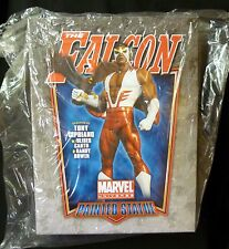 Bowen Designs Falcon Marvel Comics Statue Avengers Factory Sealed from 2009
