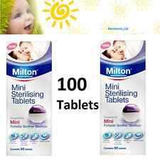 Milton Mini Sterilisieren Tabletten 100er Pack