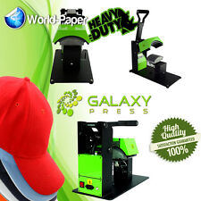 Hat Cap Heat Press Machine Sublimation Galaxy  Press W/ Mounting Clamp LP-GS-501