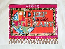 Vintage Mary Kay Makeup Deep in the Heart of Texas TX 1994 Seminar T Shirt XL