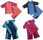 NEW BOYS OR GIRLS SUN PROTECTION SUIT UV 40+ SUNSUIT SUN SAFE SWIMWEAR SUNSAFE