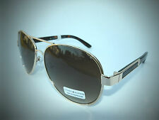 NEW TOMMY HILFIGER TH OL274 gold aviator sunglasses