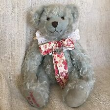 Hermann Bear - PEPPERMINT BEAR - Limited Edition of 500 Rare! 124 Blue