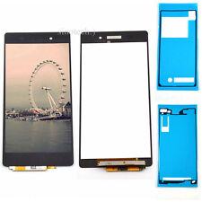 NOIR Pour SONY XPERIA Z2 D6502 Écran LCD + Vitre Tactile Assemblé + Adhésifs