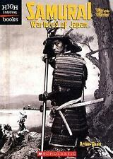 Samurai: Warlords of Japan (High Interest Books: Way of the Warrior)-ExLibrary