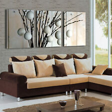 Hot Modern Wall Art Oil Painting Home Decor Tree Picture Print Canvas No Frame