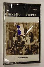 Oro negro cassette(Audio Cassette Sealed)