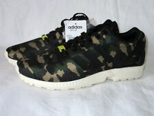 NEU*ADIDAS FLUX CAMO ZX TORSION CAMOUFLAGE EQUIPMENT SUPPORT*ARMEE*GR: 44*NEW