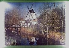 CPA France Pays de Monts Windmill Moulin Molen Windmühle Molino Mill w261
