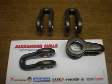 ALEXMILLS MCCONNEL HEDGECUTTER GENUINE SHACKLE BOOT FLAIL 4PK SINGLE EDGE FLAIL