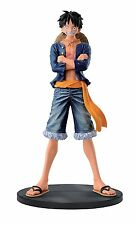 Banpresto One Piece 6.7-Inch Monkey D Luffy Figure A, Jeans Freak Series Volume1
